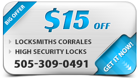 install new locks corrales